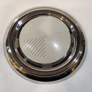 Osłona głośnika do wanny srebrna