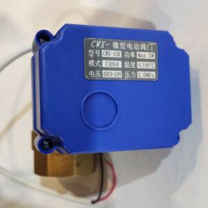 Elektrozawór do wanien ogrodowych 24V