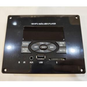 Radio do sauny na podczerwień
