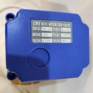 Elektrozawór do wanien ogrodowych 230V