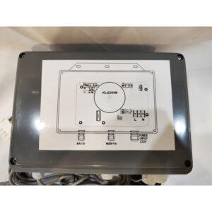 Sterownik do automatycznego napełniania wanny KL6200W