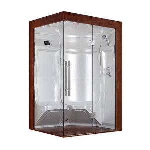 MUE-200ST-W2 Sauna parowa PRAWA 135X118X210CM